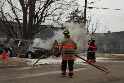 Multiple Vehicle Fire On Windy Ridge Road (2)
