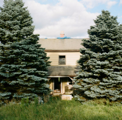 The House Behind The Pines