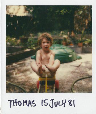 Thomas Slatin July 15, 1981