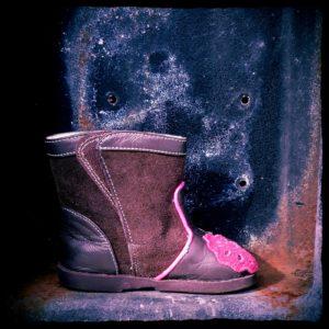 child's-shoe