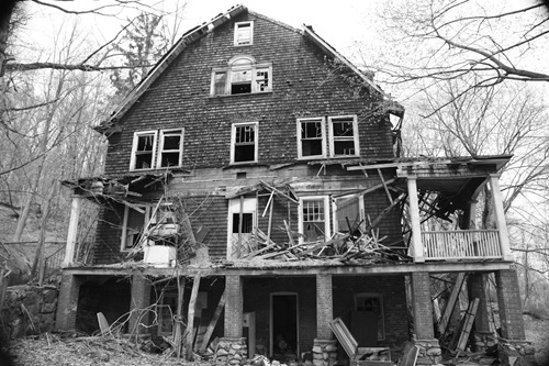 Front Outside View