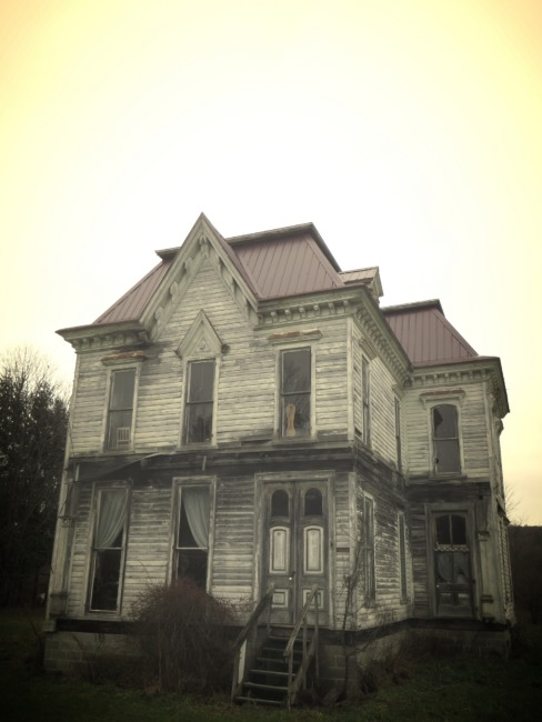 creepy old house for sale